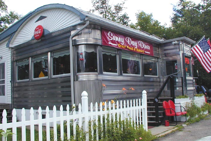 New Hampshire Diners Roadsidearchitecture Com