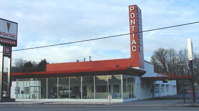 Car Dealerships In Roanoke Va >> Virginia Car Showrooms & Dealerships   RoadsideArchitecture.com