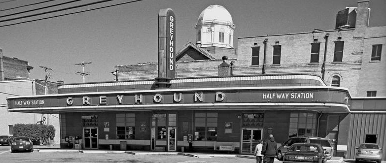 Tennessee Greyhound Bus Stations Roadsidearchitecture Com