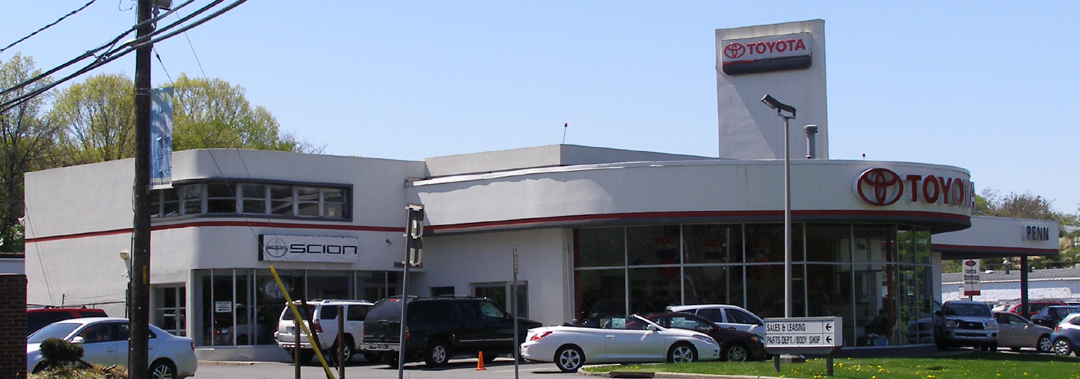 Toyota Dealership Lexington Ky >> New York Car Showrooms & Dealerships   RoadsideArchitecture.com