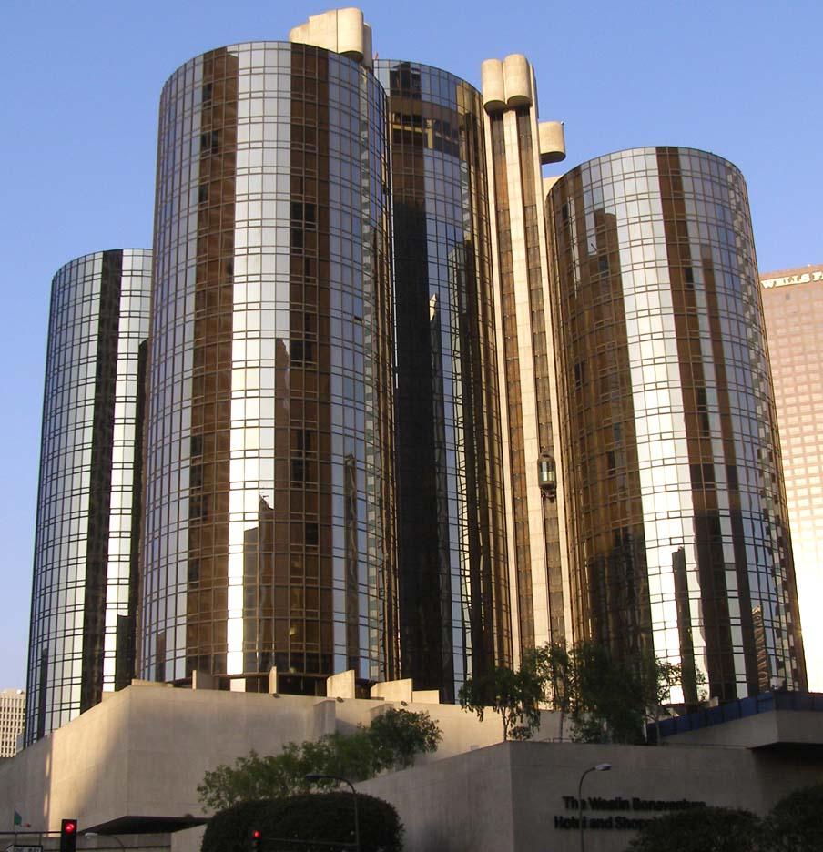 California Mid-Century Modern Motels & Hotels