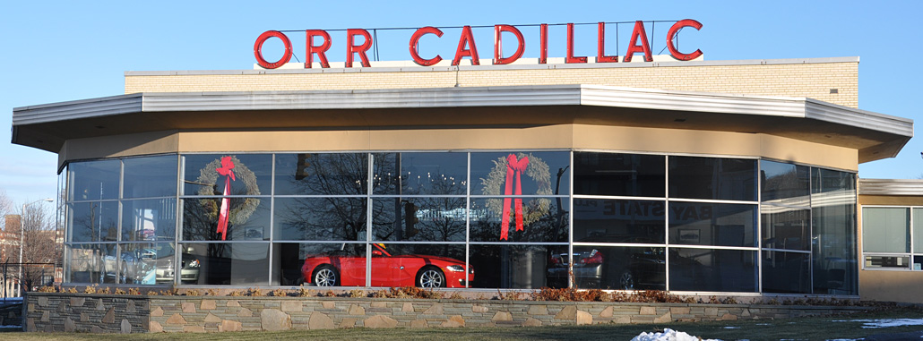 Springfield Car Dealerships >> Massachusetts Car Showrooms & Dealerships | RoadsideArchitecture.com