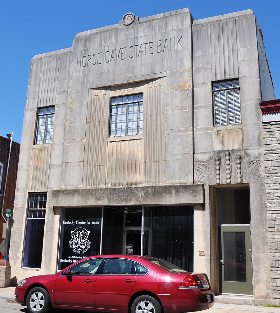 Kentucky Art Deco & Streamline Moderne Buildings