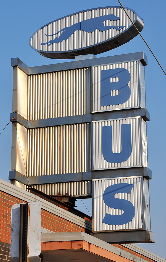 Kentucky Greyhound Bus Stations Roadsidearchitecture Com