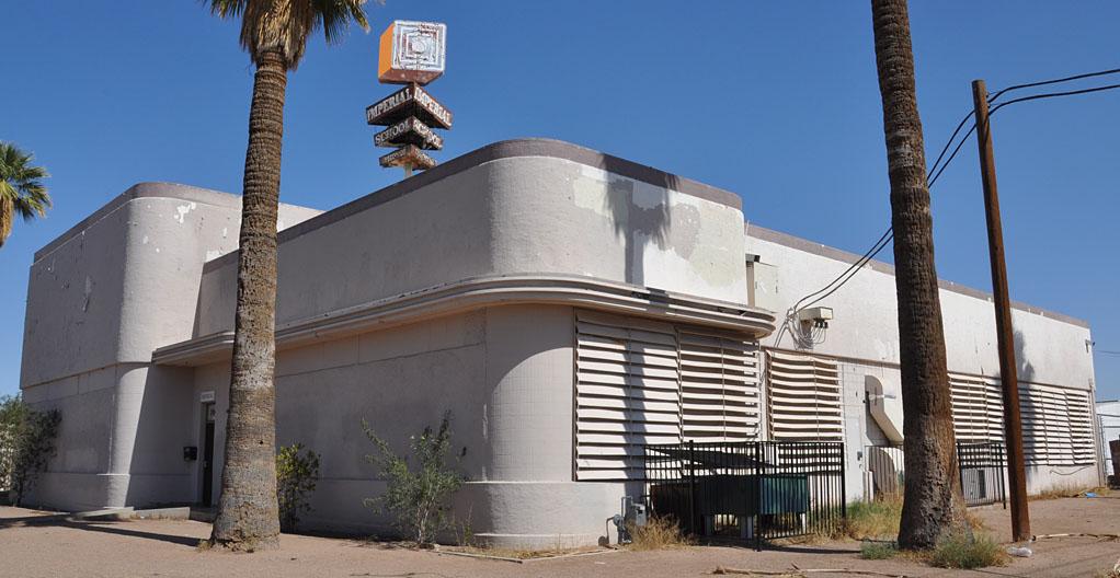 Phoenix Art Deco Streamline Moderne Buildings Roadsidearchitecture Com
