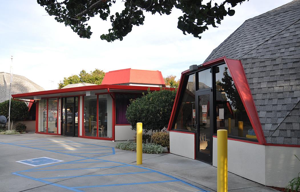California Mid Century Modern Domes Roadsidearchitecture Com