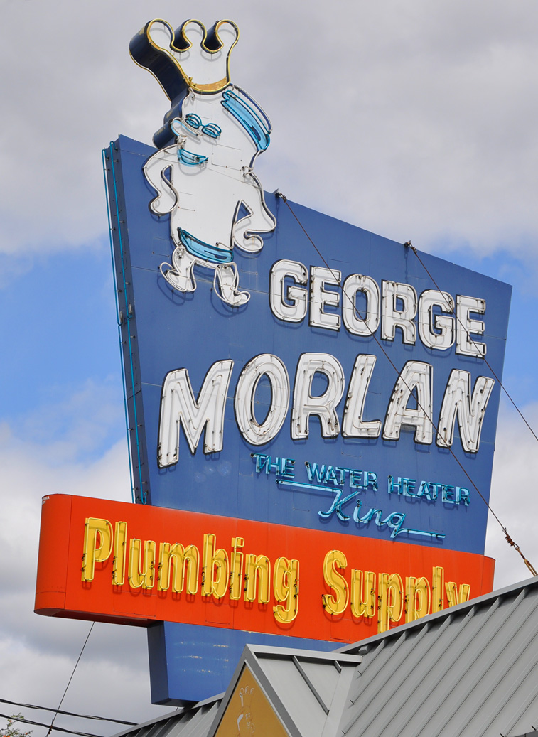 Portland Or George Morlan Plumbing Raleigh St
