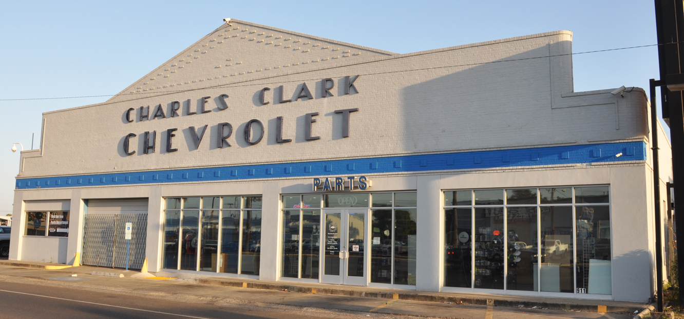 Clark Chevrolet Mcallen >> Texas Car Showrooms & Dealerships | RoadsideArchitecture.com