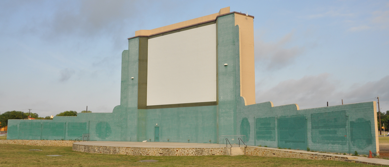 Texas Drive In Theatres Roadsidearchitecture Com