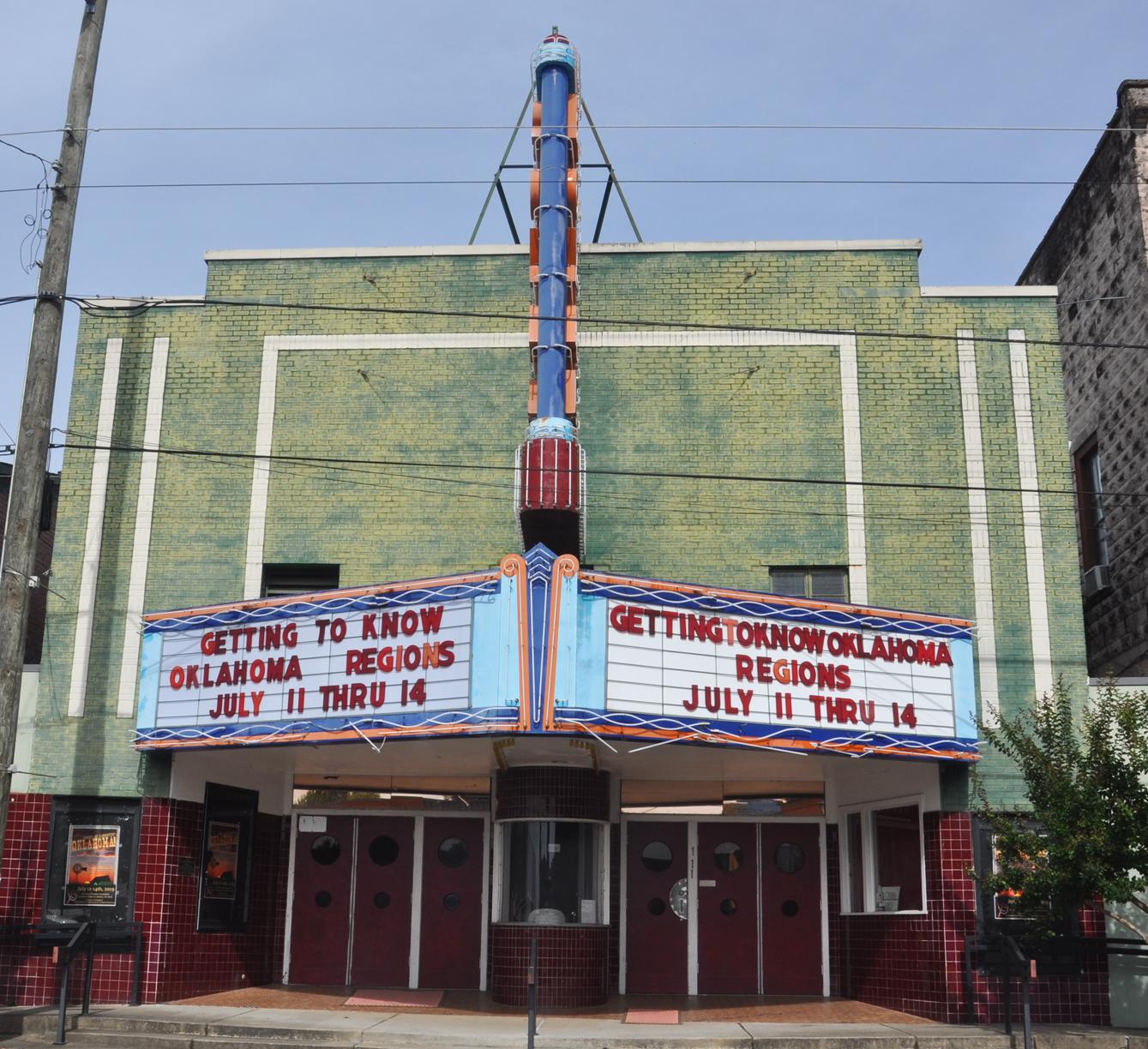 Landers Benton Ar >> Arkansas Movie Theatres | RoadsideArchitecture.com