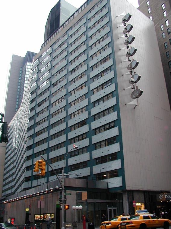 New York Ny Doubletree Metropolitan Hotel