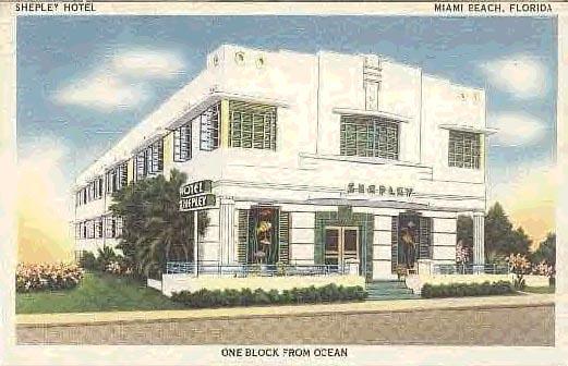 Shepley Hotel Now The Beachcomber